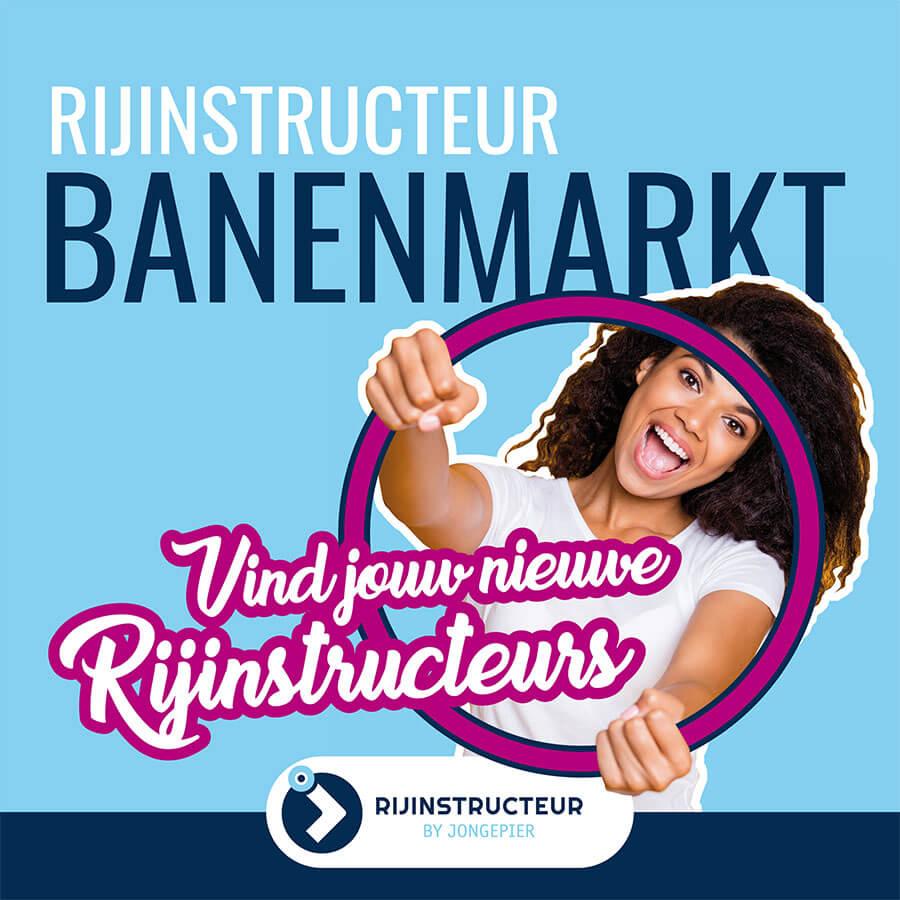 30 oktober 2021 – Banenmarkt bij Jongepier! Deelnemen als rijschool